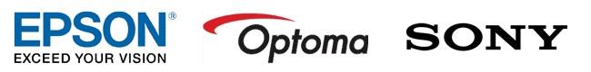 Epson-Sony-Optoma Proyectores