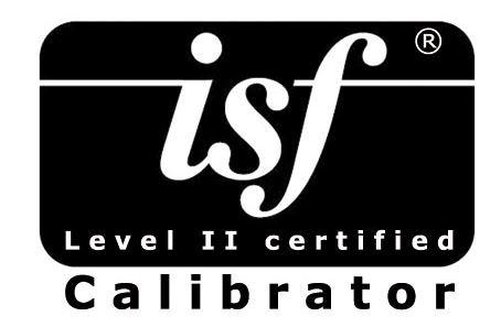 ISF Certificado Level 2 - Proyectores